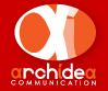 Logo ArchIdea Communication